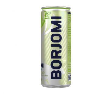 Borjomi Боржоми Flavored water лайм-кориандр 0,33л