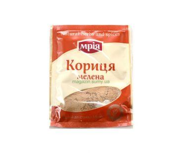 Пакетированные добавки Мрия Корица молотая 20 г