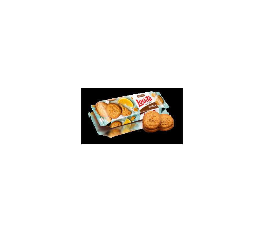 Roshen Печенье Lovita Classic с цедрой апельсина (Рошен) 170г