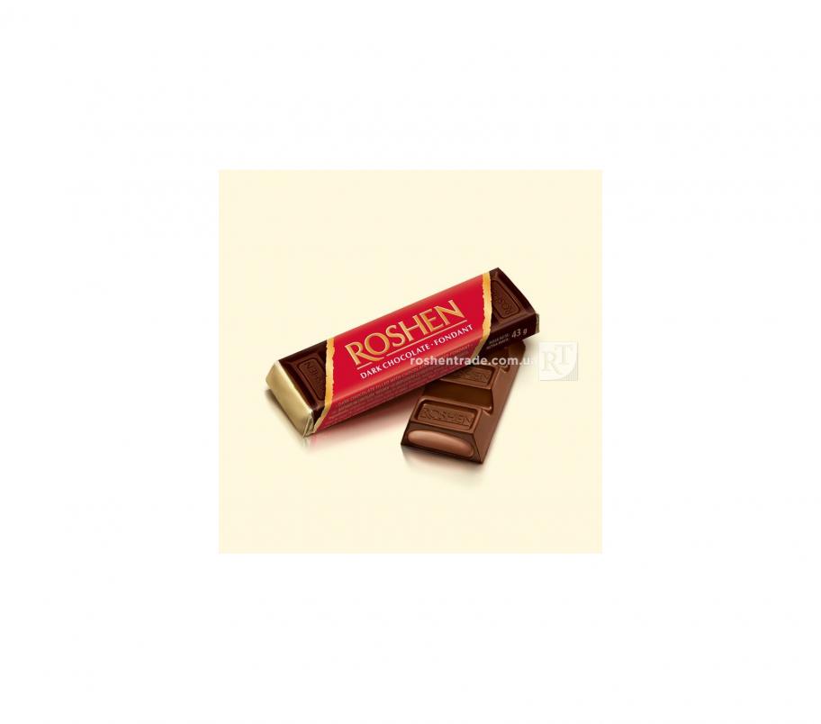 Roshen Батончик с помадно-шоколадной начинкой 43г
