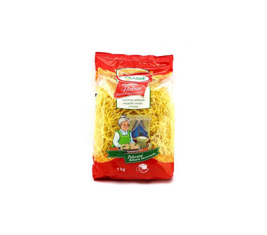 УМ Макаронные изделия Тонкая Лента 1 кг