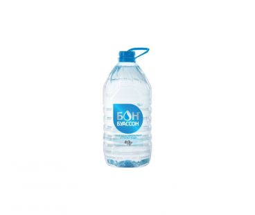 Вода минеральная Бон Буассон 5л не/газ