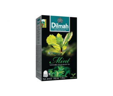 Чай травяной Dilmah Чай травяной Мята 20*1,5г
