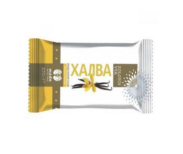 ШБ Халва Золотой век 270 гр ванильная
