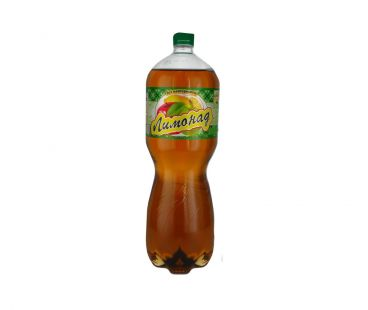 Углекислотный напиток лимонный газ 2л