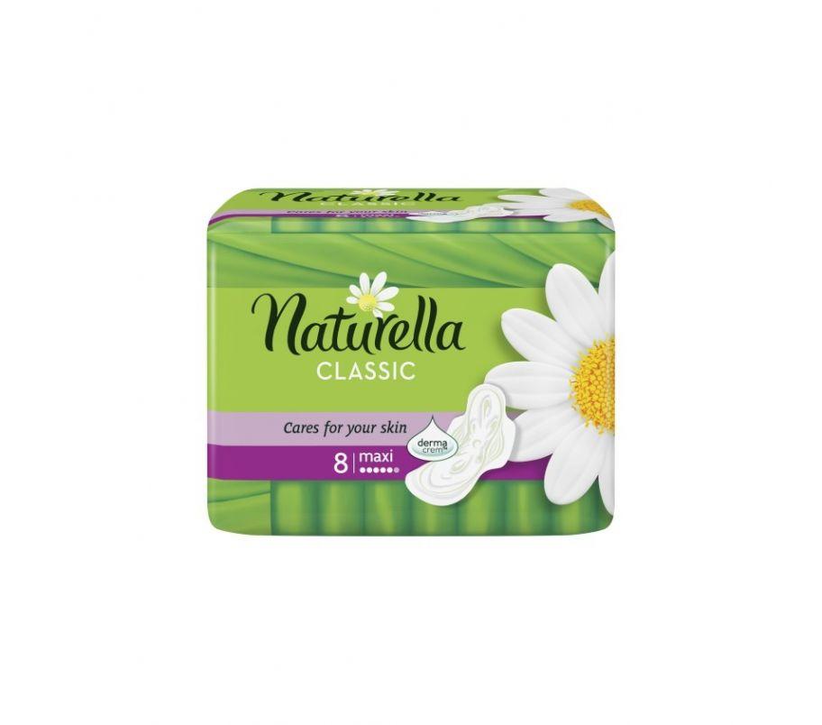 Прокл гигиен NATURELLA CLASSIC 5 Кап 10шт