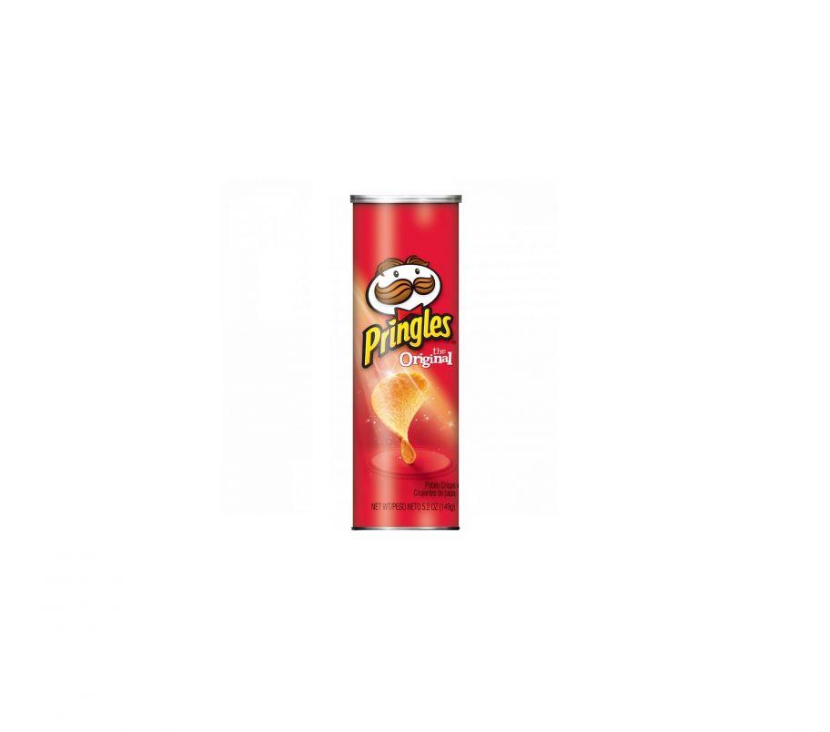 Pringles Чипсы оригинал 165г