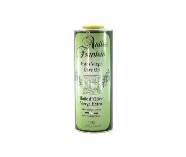 Масло растительное ШБ масло оливковое Antico Frantoio Olio Extra Vergine Di Oliva, 1л
