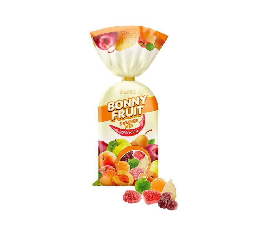 Roshen Рошен Bonny Fruit мармелад 200г