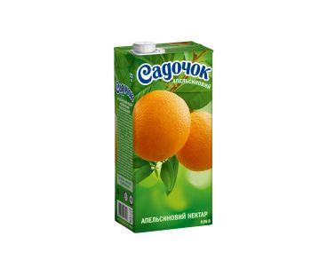 Сок Садочек Апельсин т/п 0,95л