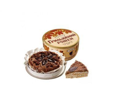 Торты и пироженные Roshen Торт Грильяж 450г