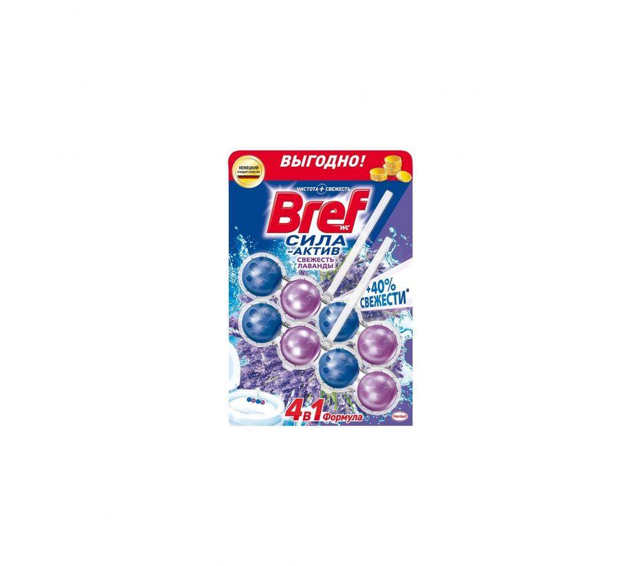 BREF шарики для унитаза 2шт