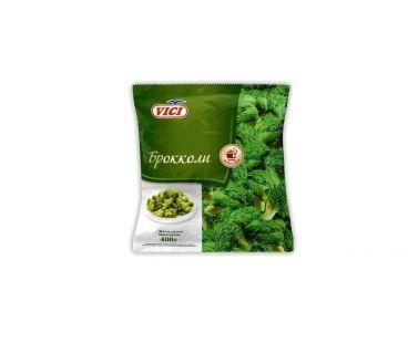 Замороженные овощи VICI Капуста брокколи  400г