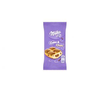 Milka Бисквит с начинкой шоколад 35г