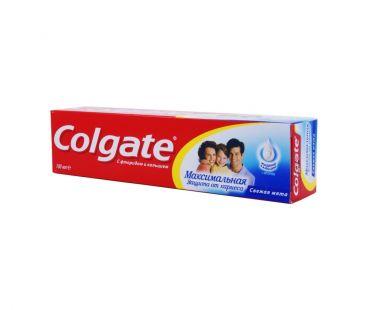 Зубная паста Colgate дешев 100мл + максимальный захист