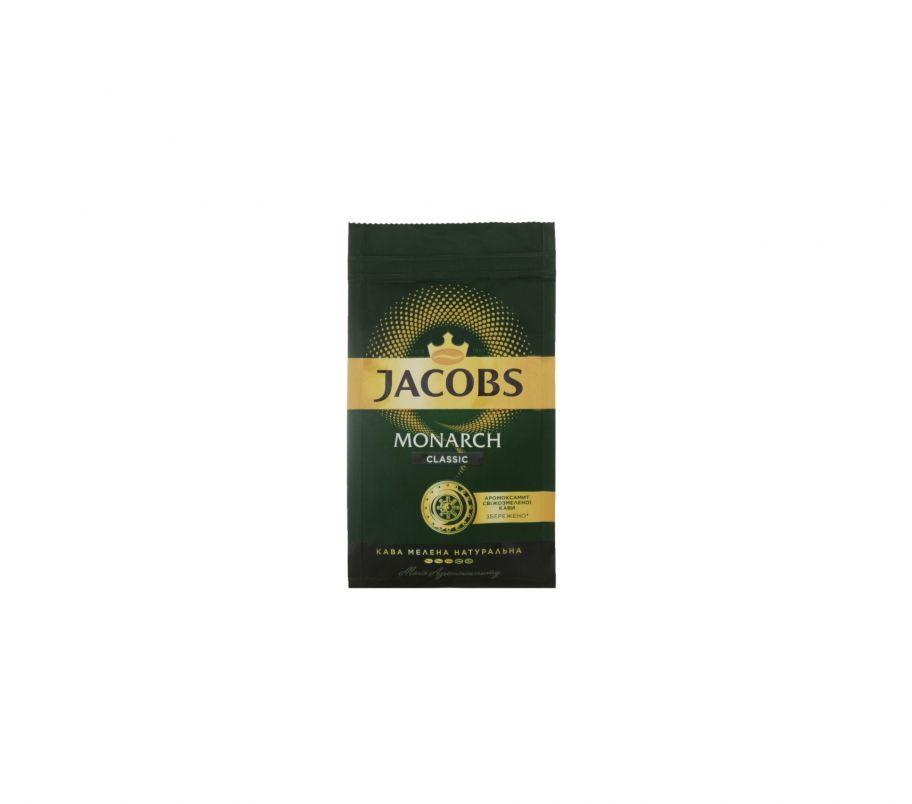Кофе молотый Jacobs Monarch Classico 70г