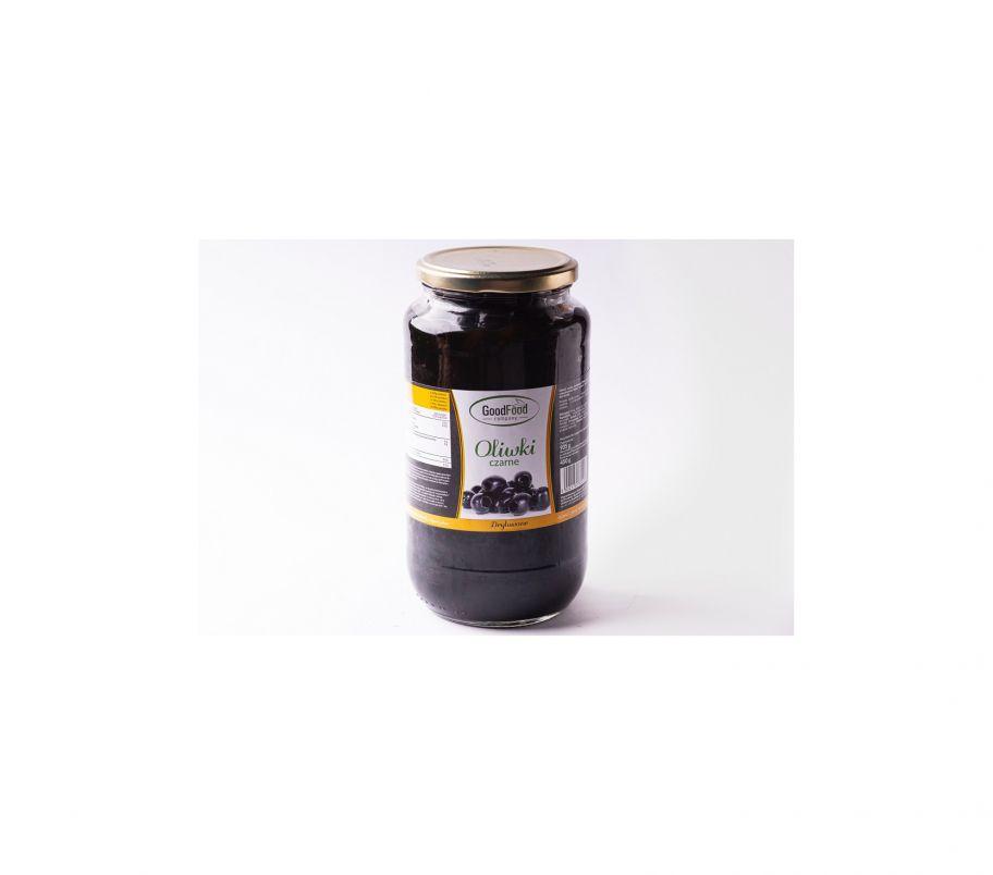 ЯН Маслины черные 720/425 ГУДФУД