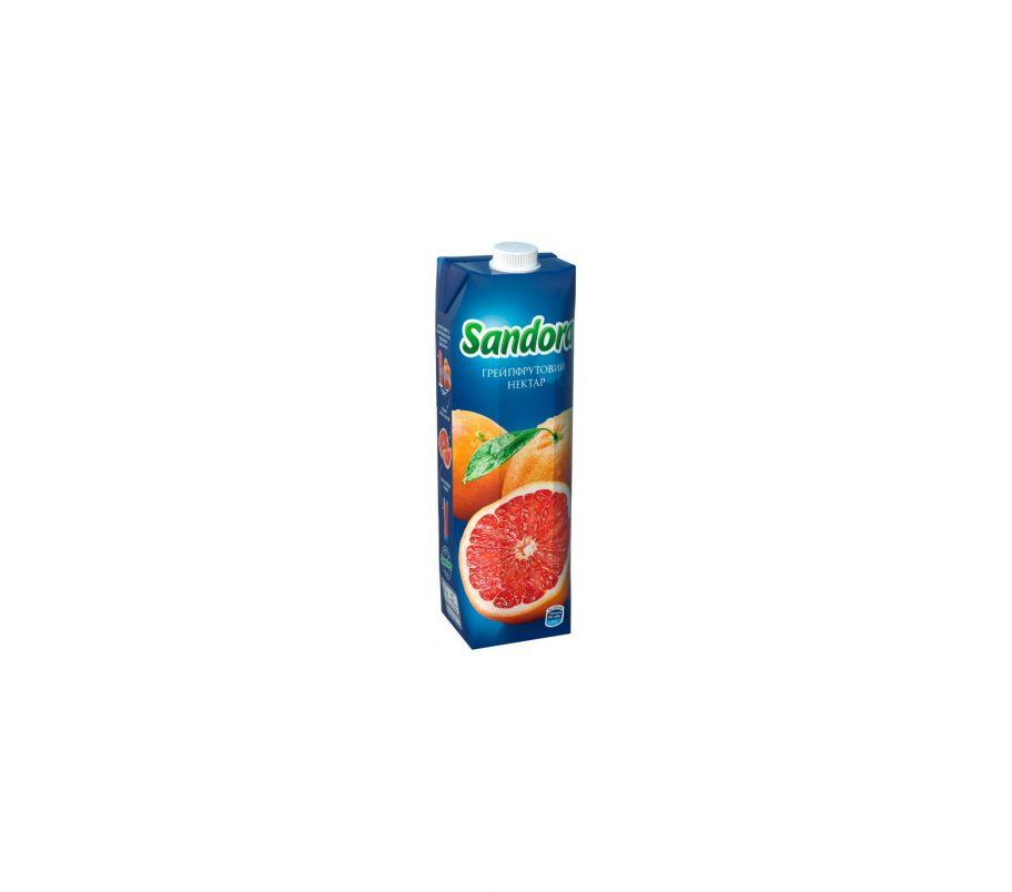 SANDORA Грейпфрут 0.95л