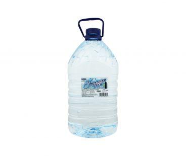 Вода минеральная Утренняя роса 6 н/газ ПЭТ