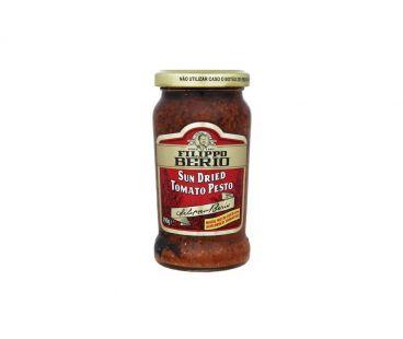 Соусы, майонез, горчица, хрен. Filippo Berio Соус Песто из вяленых томатов 190г
