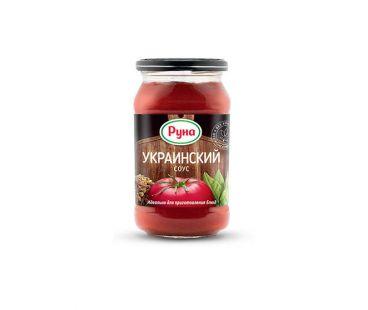 Руна Соус Украинский 485г