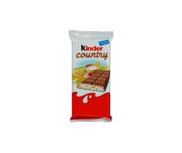 Kinder Шоколад Кантри со злаками 23,5г