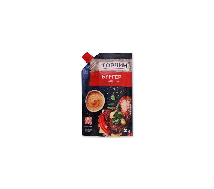 Торчин Соус Бургер 200 гр