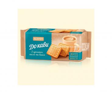 Rochen печенье к кофе масло-ваниль 185г