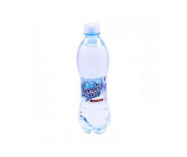 Безалкогольные напитки Утренняя роса 0,5 газ ПЭТ