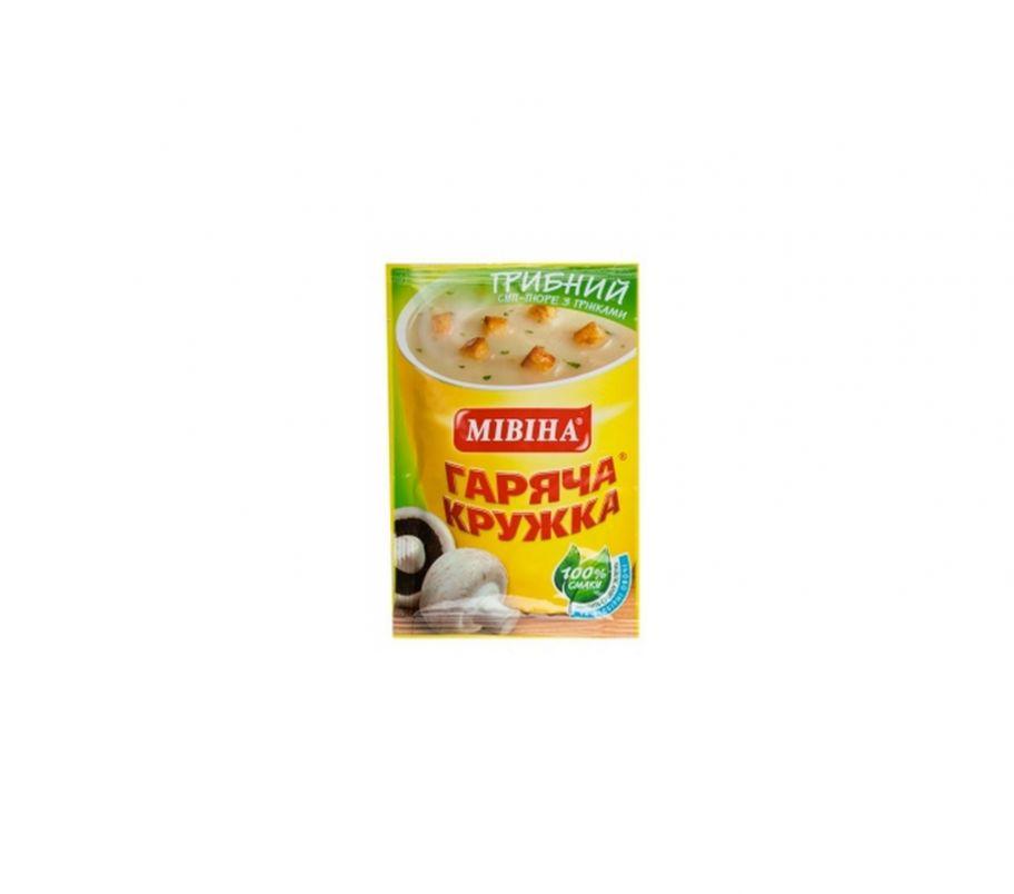 Мивина Суп грибной 15 гр