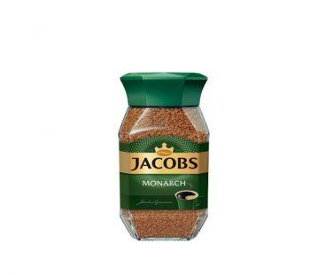 Кофе Jacobs Monarch растворимый, 95 г , стекло