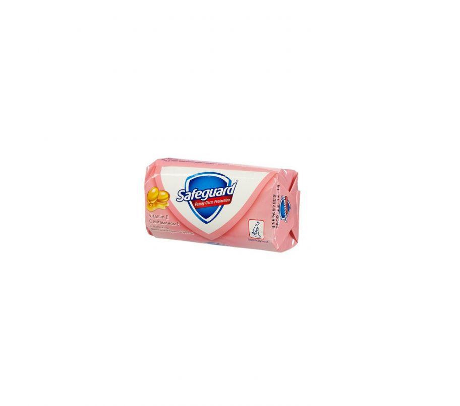 Safeguard Мыло туалетное с витамином Е 90г