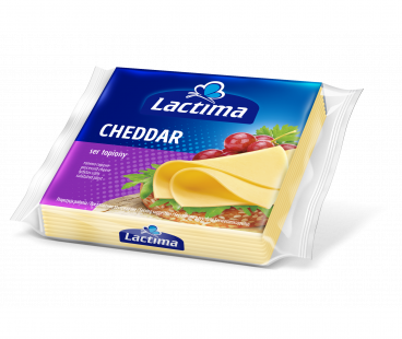 Сыр Лактима тост Чеддер 130г