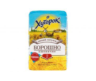 Соль, Мука, Сахар Хуторок Мука 1,8 кг