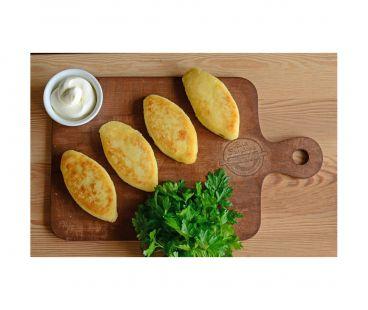 Зразы Галя балувана Галя Балувана Картофельные зразы с капустой