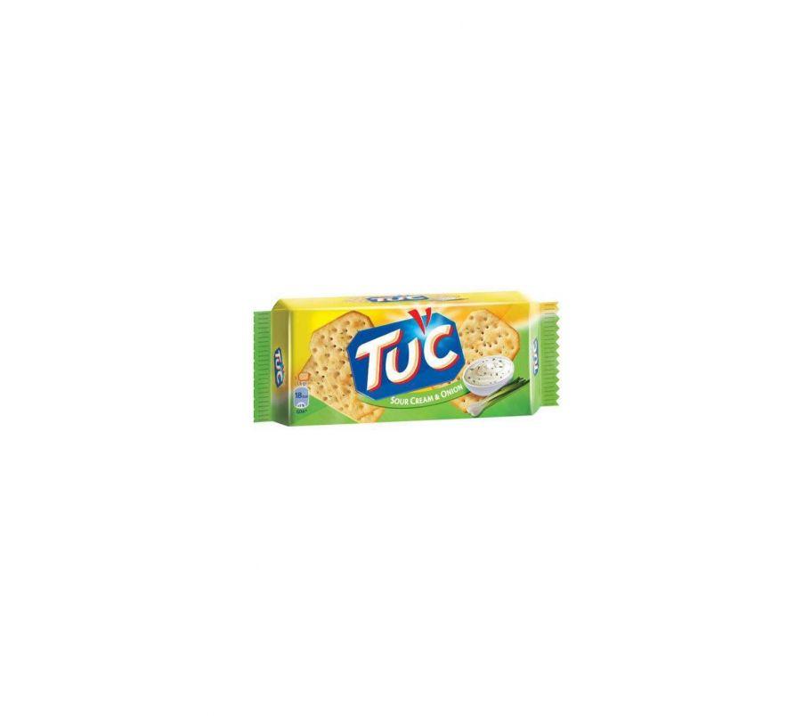 Tuc Крекер соленый со сметаной и луком 100г