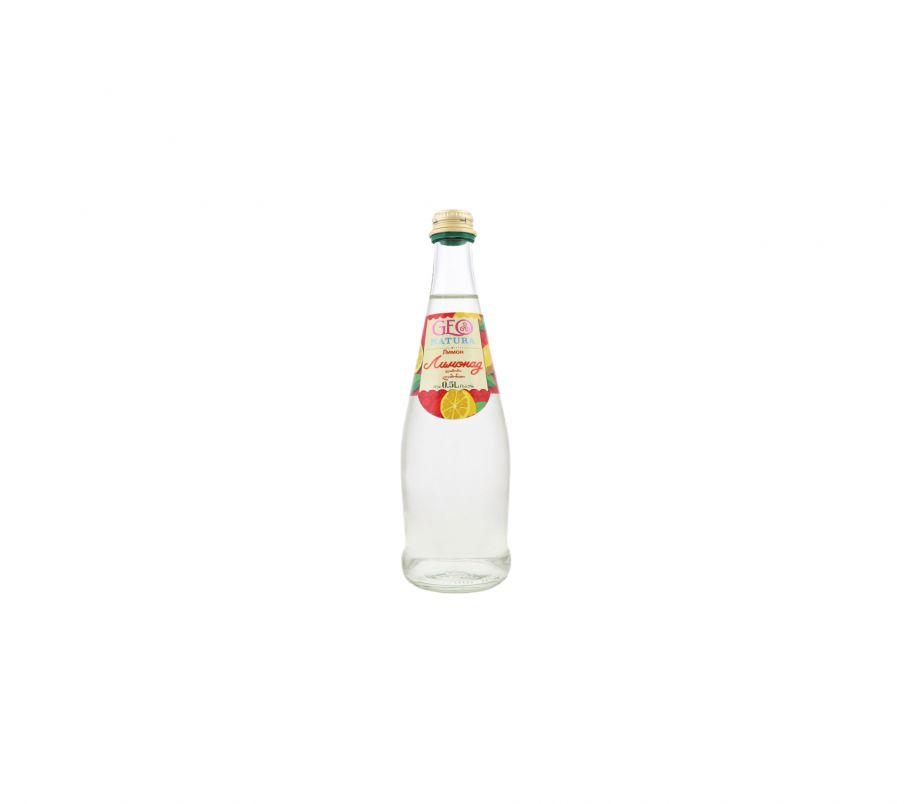 Geo Natura Лимонад Лимон 0,5 стекло