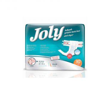 Бумажная продукция JOLY  M 30 шт Подгузники для взрослых