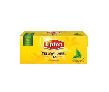 Чай Lipton чай черный х25