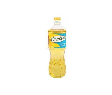 Масло растительное Олейна Подсолн. масло рафин 0,85 л