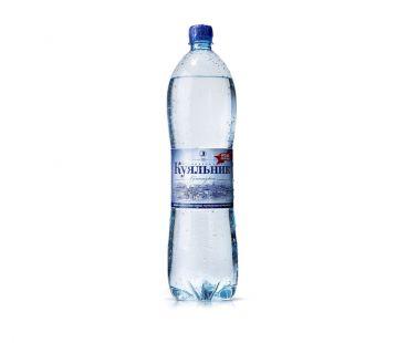 Вода минеральная Куяльник 1,5 газ ПЭТ