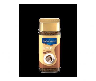 Кофе растворимый кофе Movenpick Gold 100 гр