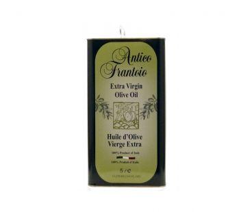 Масло оливковое ШБ масло оливковое Antico Frantoio Olio Extra Vergine Di Oliva, 5л