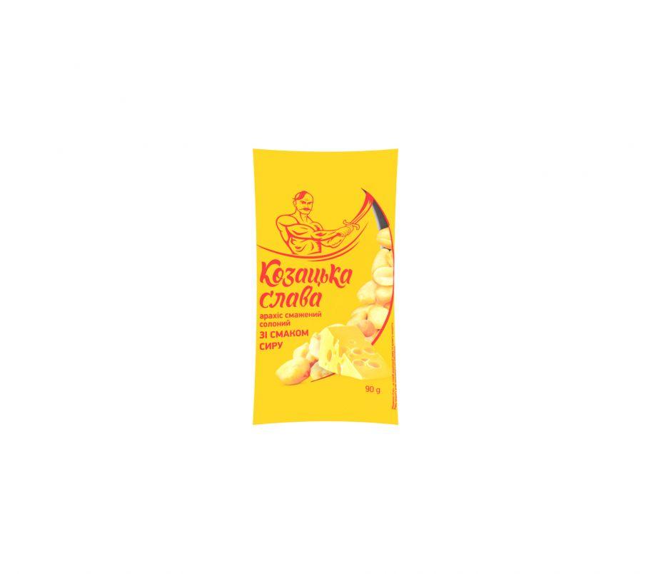 Козацька Слава арахис с сыром 60г