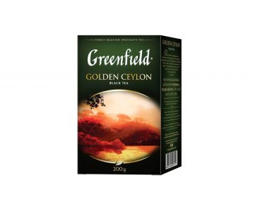 Чай черный Гринфилд Greenfield Golden Ceylon 200 г