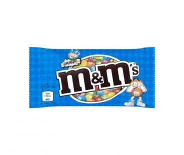 M&M`s Драже с рисовыми шариками в молочн шоколаде 36г