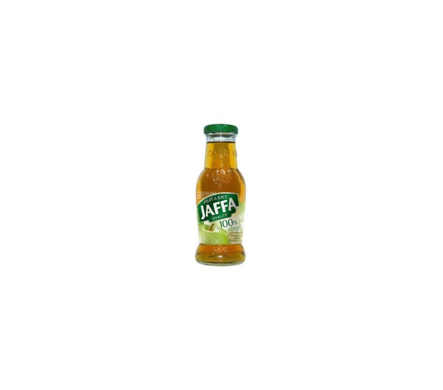 Jaffa Сок Premium яблоко 0,25л