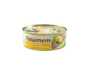L'APPETIT Паштет печеночный со слив. маслом 240 гр ж.б