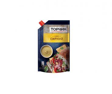 Торчин Соус Сырный 200 гр