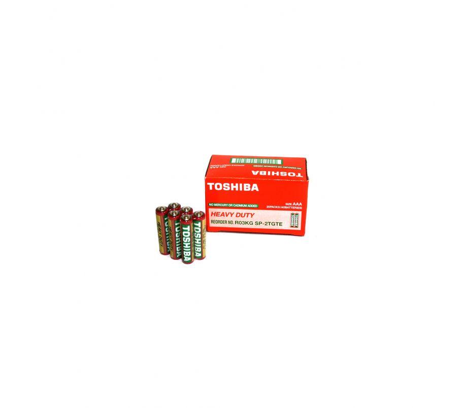 Батарейка TOSHIBA R3